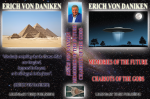 CHARIOTS OF THE GODS BY ERICH VON DANIKEN - COVER DESIGN PROJECT 2012