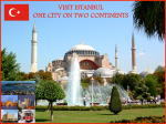 POST CARD - ISTANBUL