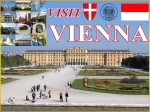 POST CARD - VIENNA